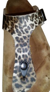 Birkenstock Papillo Animal Print Sandals