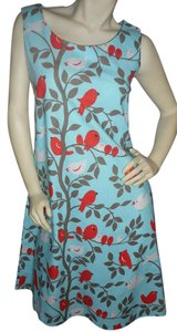 gg coutore short dress Birds Tree Pullover Cotton Scoop Neck on Tradesy