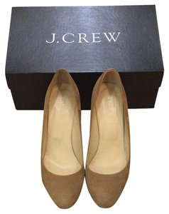 J.Crew Burnt Sienna Wedges
