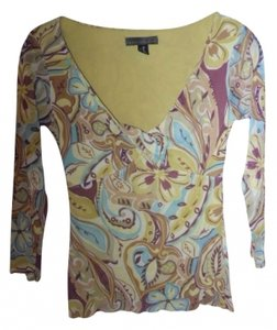 Weston Wear Top multi print