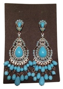 Other Aqua Blue Earrings