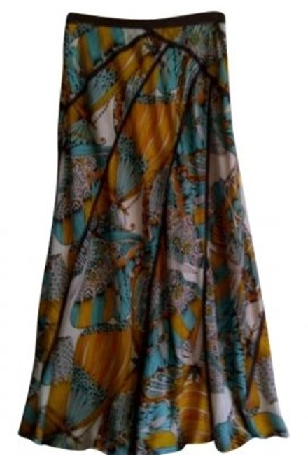 Tiny Size 6 Summer Maxi Skirt Multi-Color