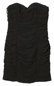 H&M Clubbing Sexy Lbd Strapless Wedding Dress