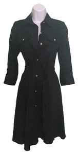 Ralph Lauren short dress Navy on Tradesy