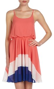 Romeo & Juliet Couture Chevron Summer Dress