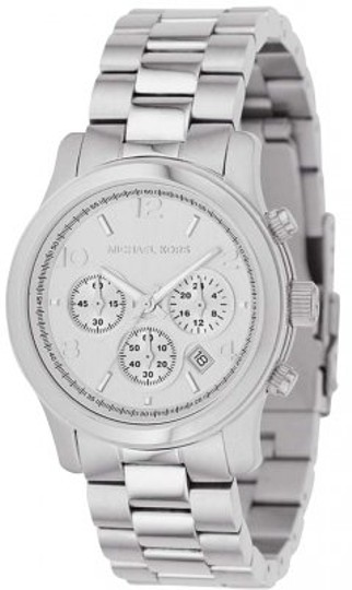 Preload https://item1.tradesy.com/images/michael-kors-silver-style-number-mk5076-watch-162350-0-0.jpg?width=440&height=440