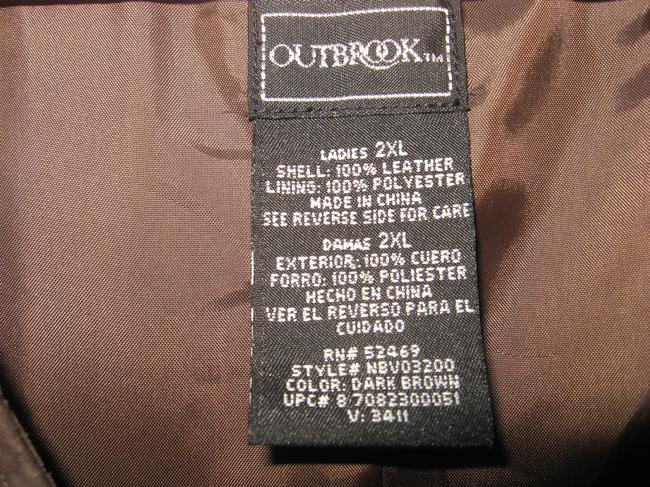 Other Suede Leather Color Womens Plus Size 2x New Vest