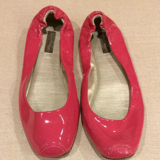 Ruby & Bloom Pink Flats
