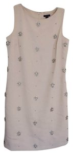 Ann Taylor Pink Work Sophisticated Dress