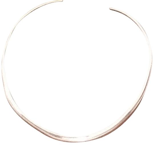 Other Ladies Solid 925 STERLING SILVER Choker Neckalace
