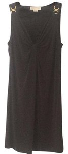 MICHAEL Michael Kors short dress Brown on Tradesy