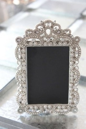Preload https://img-static.tradesy.com/item/162378/set-of-10-jeweled-mini-photo-table-numbers-place-card-bling-vintage-style-0-0-540-540.jpg