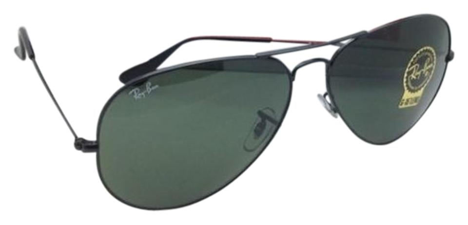 18d1824006 Ray-Ban New Ray-Ban Sunglasses LARGE METAL II Aviator RB 3026 L2821 62 ...