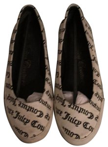 Juicy Couture Black/white Flats