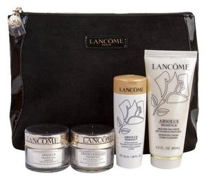 Lancome 5-Piece Absolu Premium Bx Travel Size Skin Care Set
