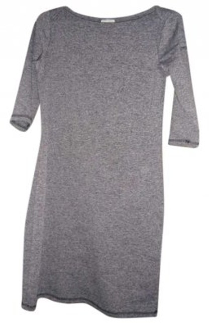Preload https://img-static.tradesy.com/item/162399/grey-casual-and-comfy-above-knee-workoffice-dress-size-12-l-0-0-650-650.jpg