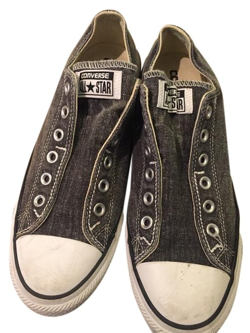 Item - Grey Sneakers Size US 9.5 Regular (M, B)