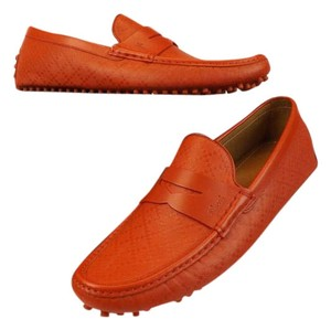 bd630552e6a Gucci Blue New Men s 353047 Leather Diamante Drivers Loafers Flats.   327.83. US 11.5. Sold Out. Gucci RED Flats