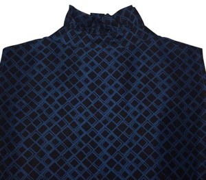 Tory Burch Top Black/blue