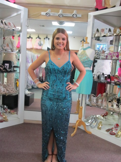 Precious Formals Prom Pageant Homecoming Dress Image 7
