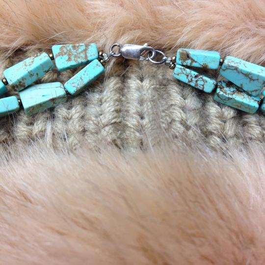 "9.2.5 Turquoise 18"" Necklace"