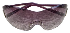 St. John St. John Burgundy Frame Sunglasses With Tinted Lens SJ15007
