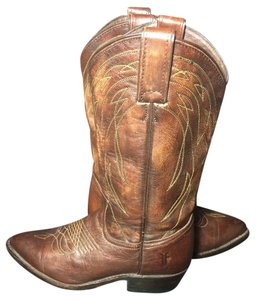 Frye 77689 7 Brown Boots