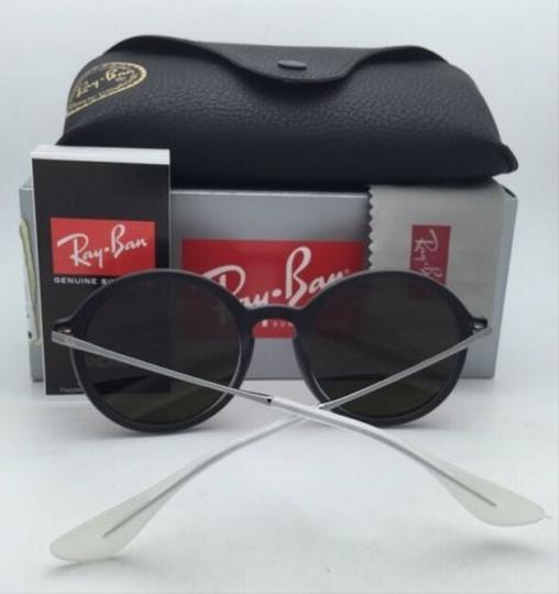Ray-Ban New Ray-Ban Sunglasses RB 4222 6167/6Q 50-21 Shot Red Rubber Frame w/ Red Mirror Lenses Image 9