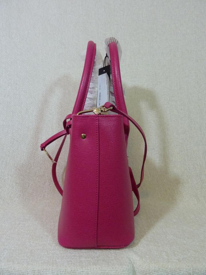 Pink Saffiano Furla Gloss Tote Josi Mini Leather wBw0q6t