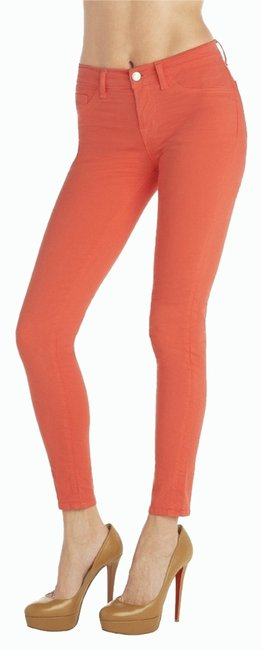 Item - Tangerine Mid Rise Skinny Jeans Size 24 (0, XS)