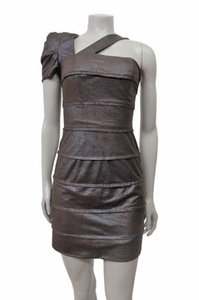 Black Halo Cole Banded Dress