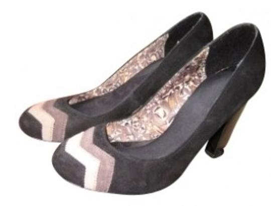 Missoni for Target Black brown cream Pumps