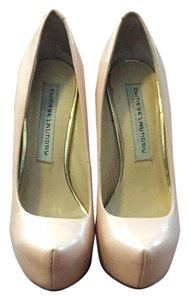 Chinese Laundry Peachy Nude Pumps