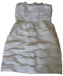 J.Crew 100% Cotton Stripes Strapless Special Occasion Classic Dress