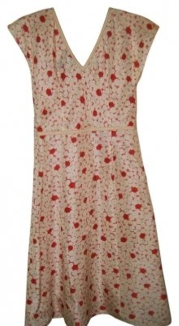 Preload https://item4.tradesy.com/images/kenneth-cole-white-patterned-silk-knee-length-night-out-dress-size-2-xs-162473-0-0.jpg?width=400&height=650