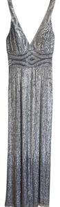 Basix Formal Gown Evening Gown Gown Evening Sequins Dress