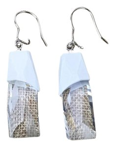 Swarovski Atelier Swarovski by Maison Martin Margiela Limited Edition Drop Crystal Earrings