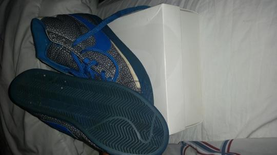 Nike Blue and Charcoal Grey Athletic