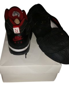 Nike Black snd Red White Athletic