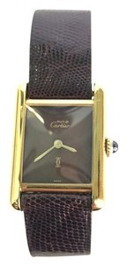 Cartier Le Must de Cartier Manual Wind Ladies Watch