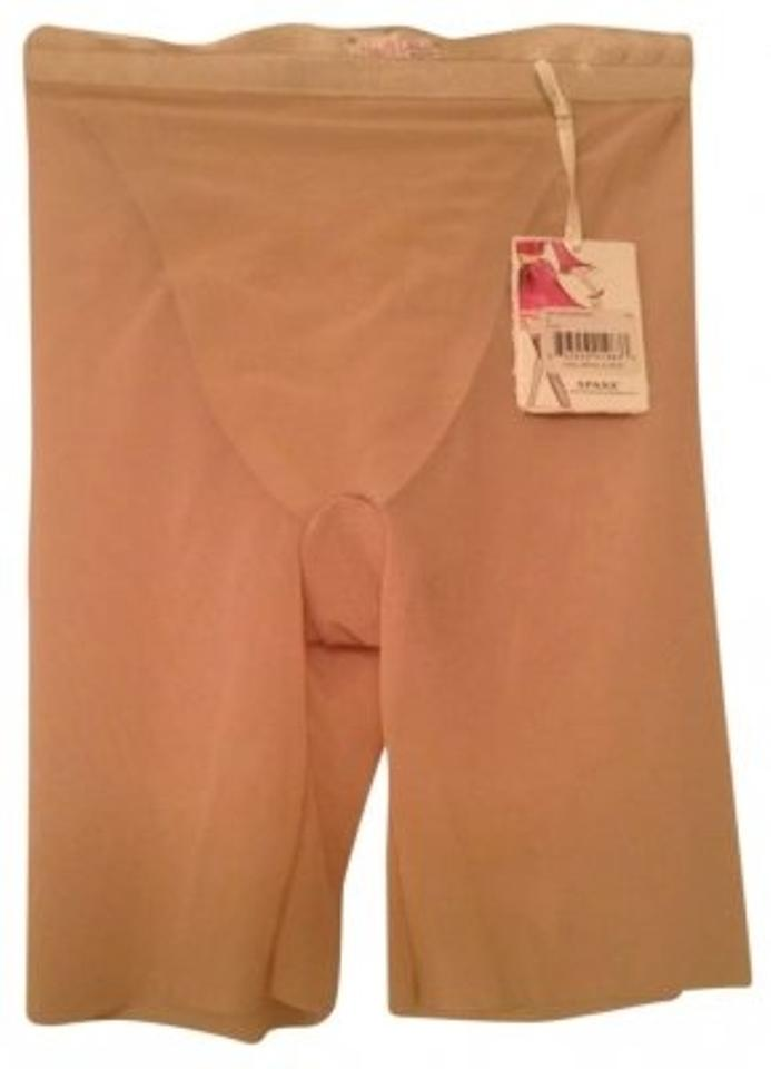 8593fefe78 Spanx Spanx Haute Contour Sexy Sheer Mid-Thigh Shaper Image 0 ...