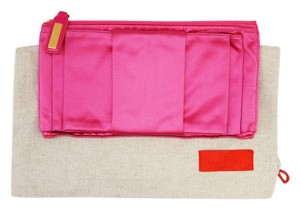 Valentino Purse Pink Clutch