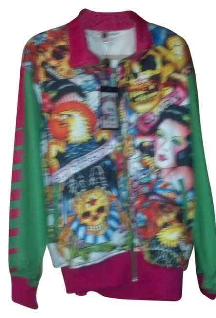 Ed Hardy MULTI Jacket