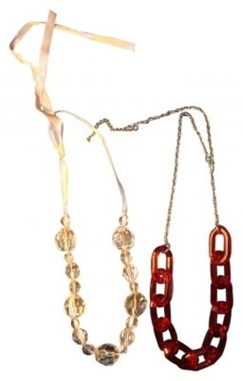 Preload https://img-static.tradesy.com/item/162524/body-central-pink-red-statement-necklace-0-0-540-540.jpg