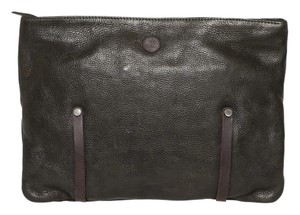 Document Case Ipad Sleeve Black Clutch