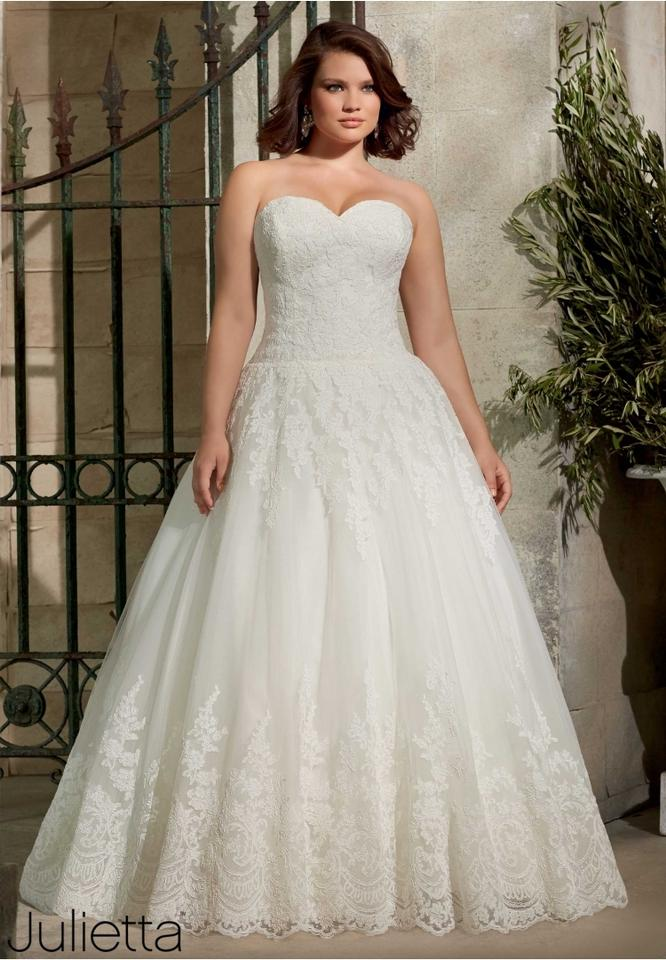 Wedding Dress Size 28 Plus 3x 1234567