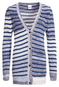Jean-Paul Gaultier New Blue Striped Jacket