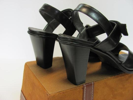 Proxima New Size 8.00 M Very Good Condition Black Sandals Image 2
