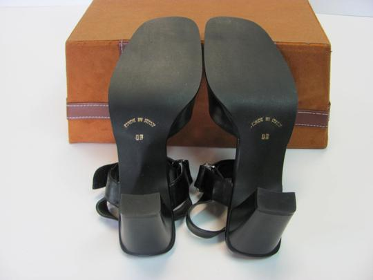 Proxima New Size 8.00 M Very Good Condition Black Sandals Image 4