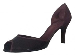 Lauren by Ralph Lauren #suede #work Wear Merlot Pumps